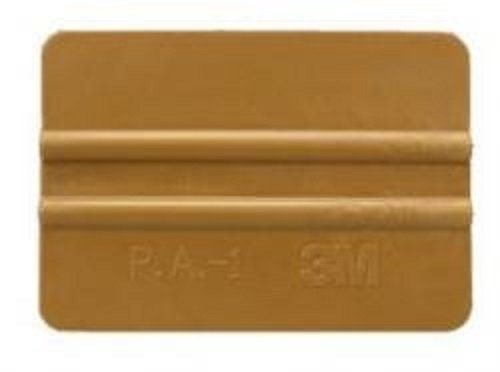 - 3M Hand Applicator Squeegee PA1-G Gold