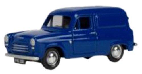 Van Thames (CLASSIX 1/76 Ford Thames 300E 7-cwt Van Dark Blue (japan import) by Classix)