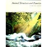Animal Structure and Function, Starr, Cecie and Taggart, Ralph, 0534530087