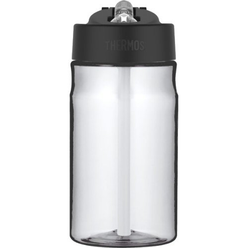 Thermos Hydration Water Bottle with Straw Clear 355 ml