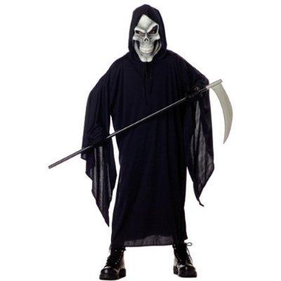 The Best Grim Reaper Costume (California Costumes Grim Reaper Child Costume, Small)