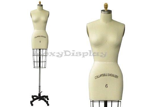 PGM Hip Curve Dress Form - Size 6: Amazon.co.uk: Kitchen & Home