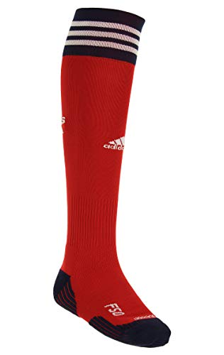Adidas MLS Classic Cushioned Soccer Socks, Chivas USA - Red/Navy/White, Large