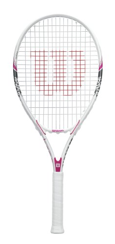 Wilson Sporting Goods Hope Adult Strung Tennis Racket without Cover