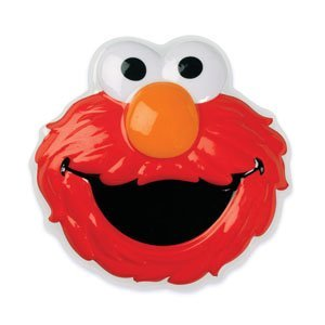 Elmo Round Poptop ~ Cake Topper ~ Cake Decoration -