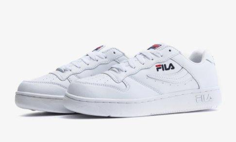 52a225f93559  フィラ  FILA FX-100 LOW 17 フィラ ロウ ホワイト WHITE スニーカー FS1HTZ3050X (