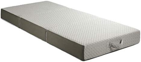 Milliard 6-Inch Memory Foam Tri Folding Mattre