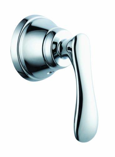 Madison Faucet Polished Chrome (Design House 522623 Madison Shower Handle, Polished Chrome)