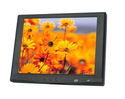 Lilliput 8-inch 4:3 Stand-alone CAR Pc Tft-lcd Touchscreen VGA Monitor (Monitor Alone Lcd Stand)
