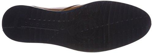 Bugatti Herren 311454021200 Derbys Braun (Cognac)