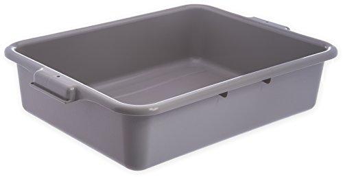 (Carlisle N4401023 Comfort Curve Ergonomic Wash Basin Tote Box, 5