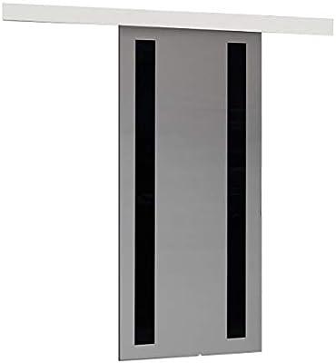 Mirjan24 Multi Vi - Sistema de Puerta corredera con Cierre automático, Juego Completo para Puertas correderas con guías de Suelo, separadores, Paredes Interiores: Amazon.es: Juguetes y juegos
