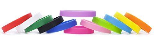 Buy silicon bracelet custom