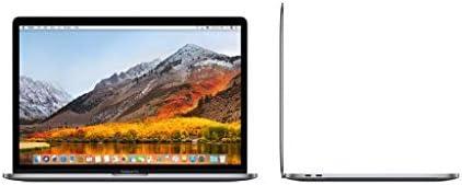 Apple 15.4in MacBook Pro Laptop (Retina, Touch Bar, 2.2GHz 6-Core Intel Core i7, 16GB RAM, 256GB SSD Storage) Space Gray (MR932LL/A) (2018 Model) (Renewed) 31Cb2xZqTFL