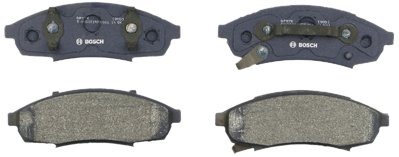 - Bosch BP376 QuietCast Premium Semi-Metallic Disc Brake Pad Set For Select Buick Regal; Chevrolet Lumina, Monte Carlo; Oldsmobile Cutlass, Cruiser, Supreme; Pontiac Grand Prix; Front