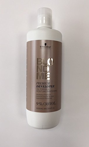 Schwarzkopf Blond Me Developer 9 1000 Ml Amazonde Beauty