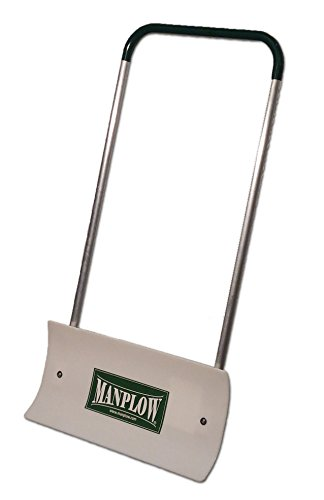 Manplow REV24-U-3PK Snow Shovel with Rotatable Blade, 24'', 3-Pack by Manplow