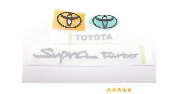 1994 1995 1996 1997 1998 Toyota Supra Waterproof Car Cover w//MirrorPocket