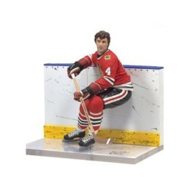 Lucky Yeh International, Ltd McFarlane: NHL Legends Series 5 - Bobby Orr for the Chicago Blackhawks