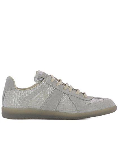 MARGIELA Weiss S37WS0383S11550961 MAISON Stoff 11 Maison Herren Sneakers Margiela TYqdwg
