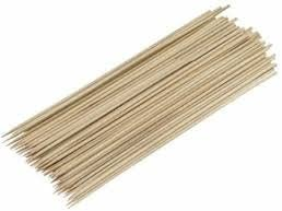 1000Stück Aperitif-Spieße aus Holz cm 15Skewers FOR HAPPY HOUR