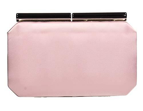 Party Millie SWANKYSWANS Bag Pink Satin Clutch Prom Womens Box TtTBpW