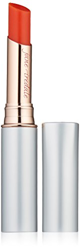 jane iredale Just Kissed Lip and Cheek Stain, Forever Red (Best Lip Balm To Make Lips Pink)