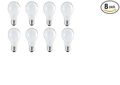 GE Lighting 13257 40-Watt A19, Soft White,
