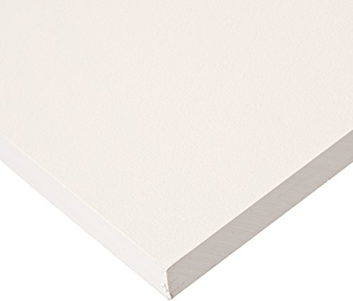 Black Celtec Expanded PVC Sheet Satin Smooth Finish 3mm Thick 24 Length x 48 Width