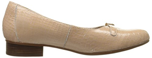 Pump Patent Dress Leather Raine Nude Croc Women's Clarks Keesha wxnBBI