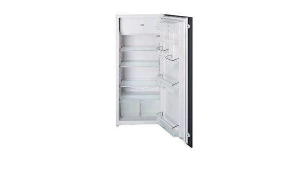 Smeg FL227A Integrado 201L A Blanco - Nevera combi (Integrado ...