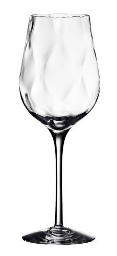 - Orrefors Dizzy Diamond Stemware Wine
