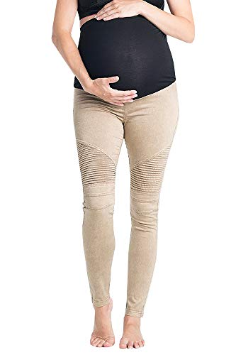Romancan - Jeans - Femme Kaki