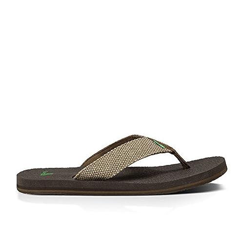 5ee5ace6f2da Sanuk Men s Yogi 4 Sandals   Oxy Shoe Cleaner Bundle 30%OFF - sgacog.org