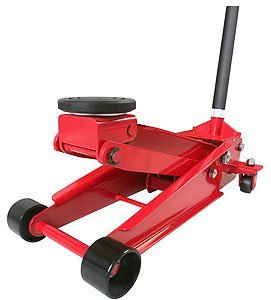 3.5 Ton Capacity Service Jack With Quick Lifting System (66037)