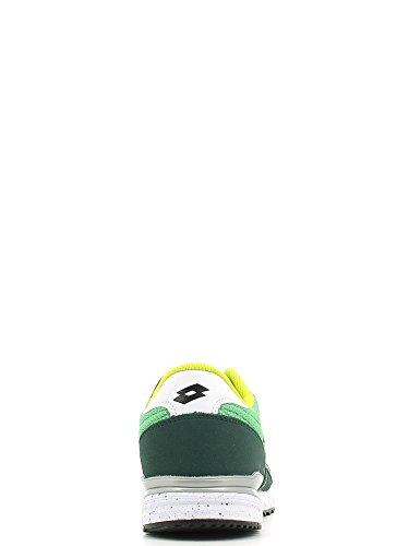 LOTTO Mann niedrige Turnschuhe S3301 RECORD VII Verde