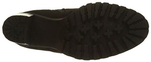 Initiale Damen Realo Combat Boots Noir (Noir)