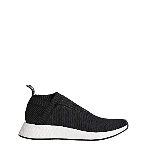 Pictures of adidas NMD_CS2 Primeknit Shoes EFW05 Core Black / Carbon / Red 1