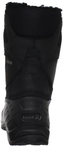Kamik Snow Black Mens BromleyG Boots wppfXZqv