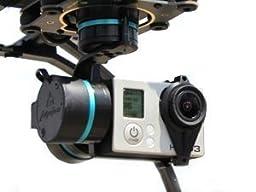 Feiyu G3 Ultra 3-Axis Aerial Gimbal for GoPro Hero3