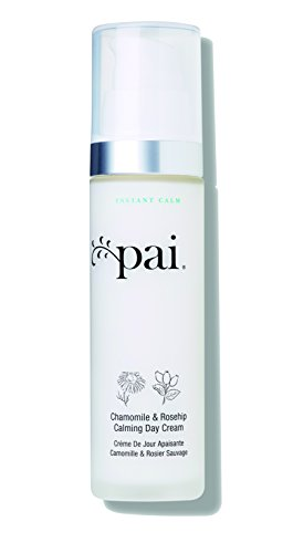 (Pai Skincare Organic Chamomile & Rosehip Calming Day Cream and Anti-Redness Moisturizer for Hypersensitive Skin with CO2 Extracts 50 ml )