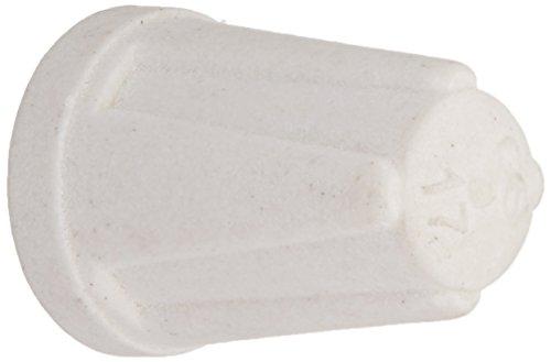 High Temp Ceramics (Gardner Bender 19-006CER Ceramic Connectors, High-Temp / Voltage, Screw-On, 18-10 Wire Gauge (AWG), Wire Nut, 5 Pk., Grey)