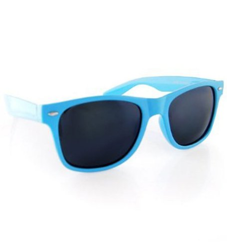 [Wayfarer Sunglasses for Men and Women - Shades for Party Favors by Funny Party Hats] (Hollywood Themed Costumes Women)