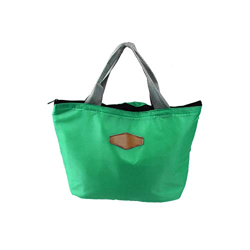 Lovely 2019 Wateroof Portable Picnic Insulated Food Storage Box Tote Lunch Bag Or Pouch Purchasing,A