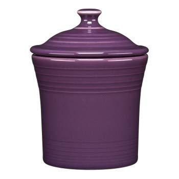 Fiesta Mini Kitchen Storage Container & Jam Jar 14oz - Mulberry