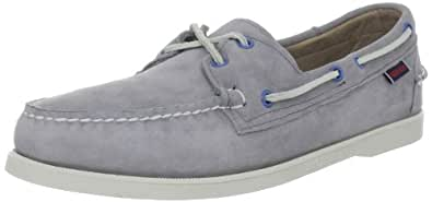 Sebago Men's Docksides Oxford,Grey,7 M US