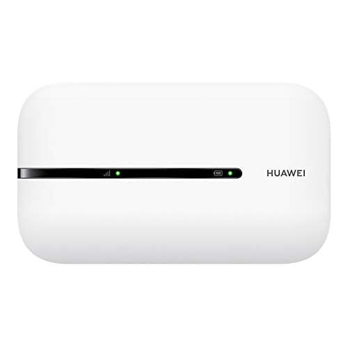 chollos oferta descuentos barato HUAWEI 4G Mobile WiFi Mobile WiFi 4G LTE CAT4 Piunto de Acceso Velocidad de Descarga de hasta 150Mbps Ba