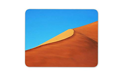 Sand Dunes Mouse Pad Mousepad Mouse Mat - Sahara Desert Travel Egypt Desk Computer Gift -15397 ()