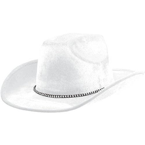 Amscan Velour Cowboy Hat, Party Accessory, ()