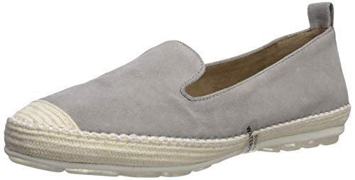 Naturalizer Women's Marianne Sneaker, Pewter Snake Leather, 10 W US ()